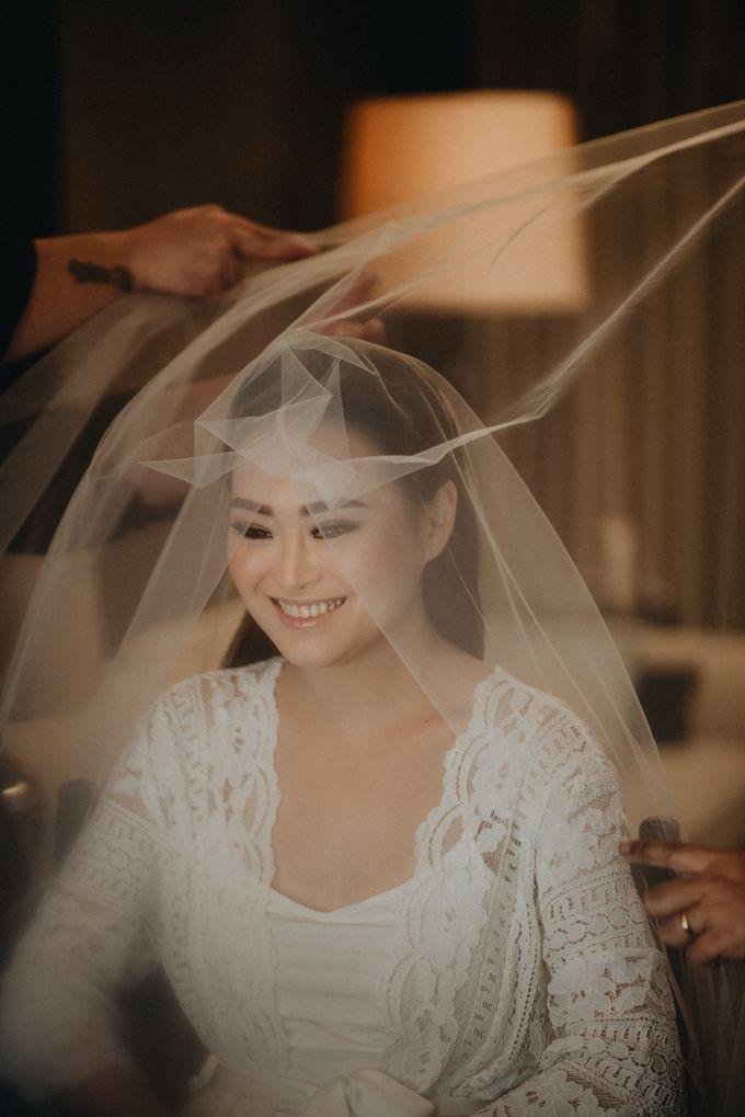 Philip & Vanessa by One Heart Wedding - 002