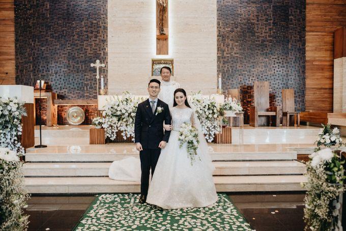 Philip & Vanessa by One Heart Wedding - 023