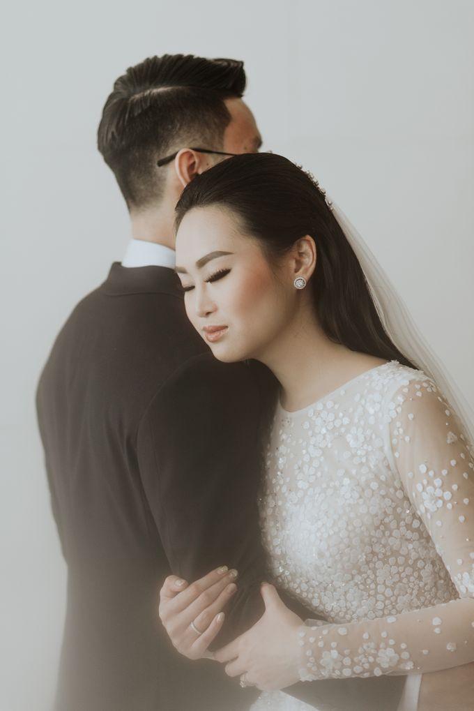 Philip & Vanessa by One Heart Wedding - 024
