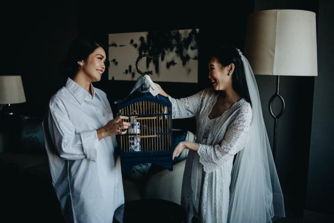 Philip & Vanessa by One Heart Wedding - 025