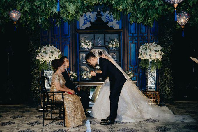 Philip & Vanessa by One Heart Wedding - 026
