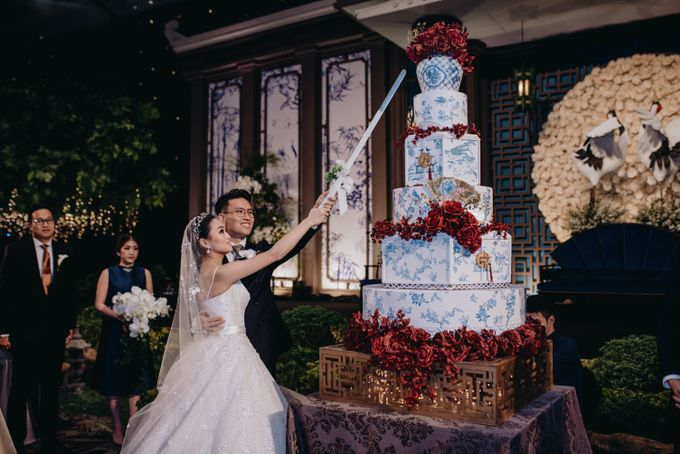 Philip & Vanessa by One Heart Wedding - 028