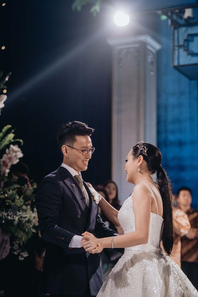 Philip & Vanessa by Fairmont Jakarta - 023