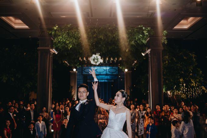 Philip & Vanessa by One Heart Wedding - 031