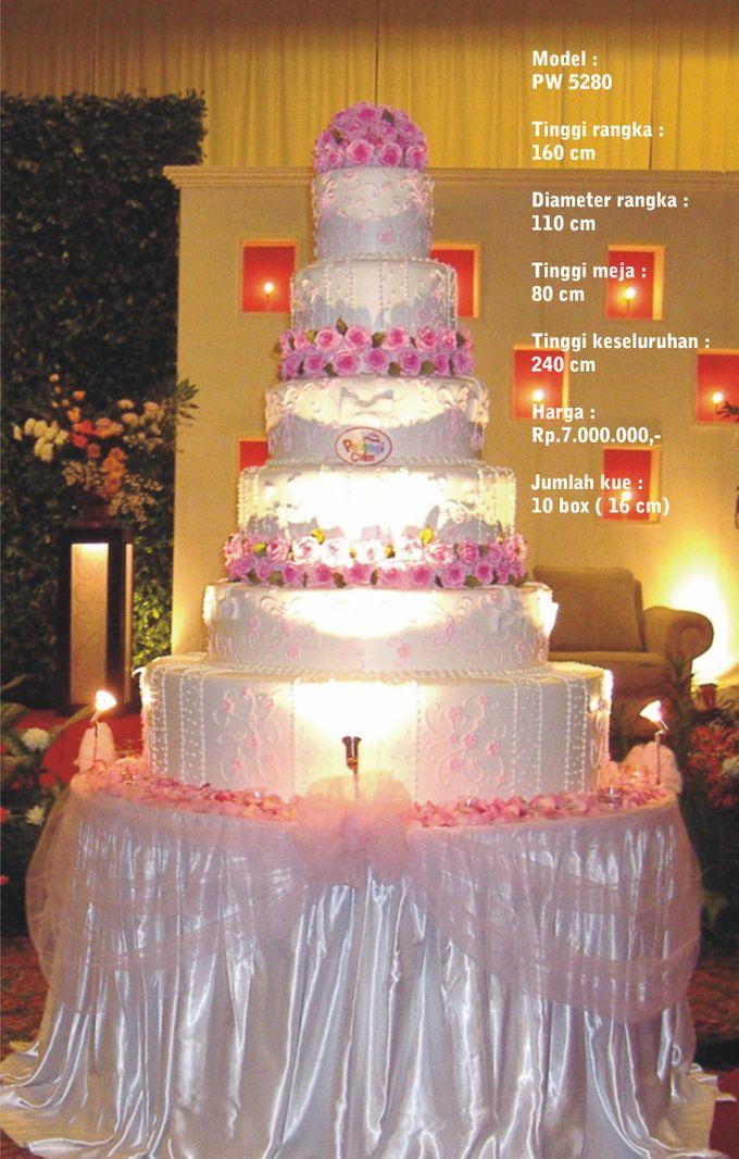 wedding cake 7 tiers by Pelangi Cake - 013