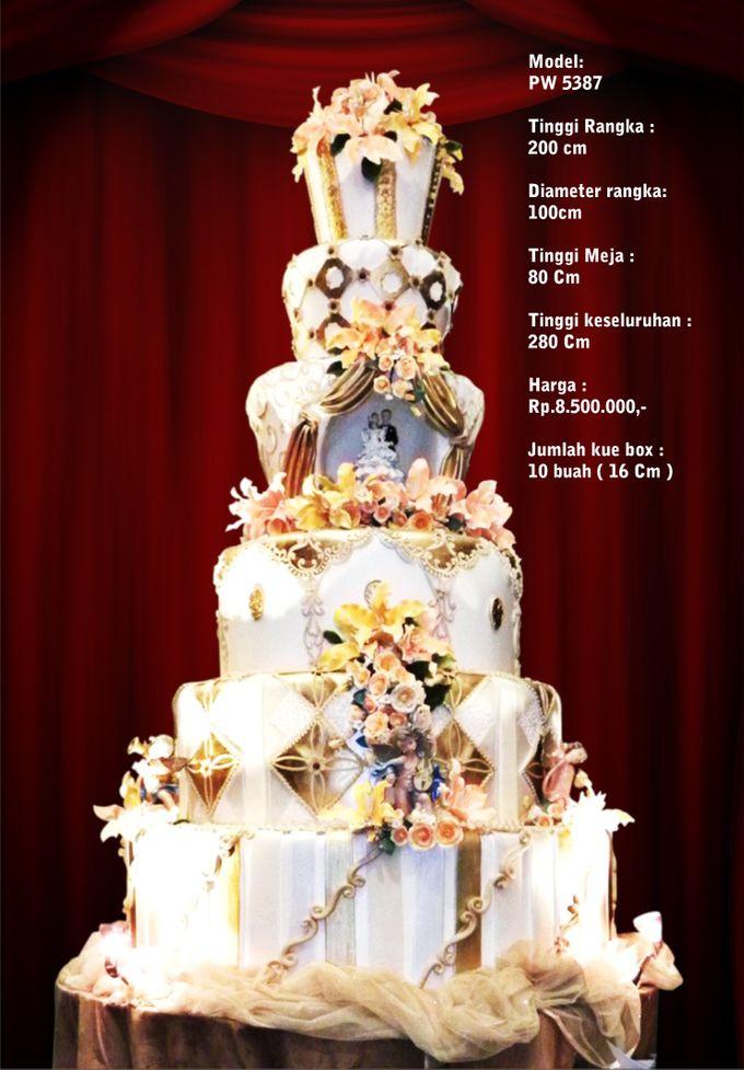 wedding cake 7 tiers by Pelangi Cake - 015