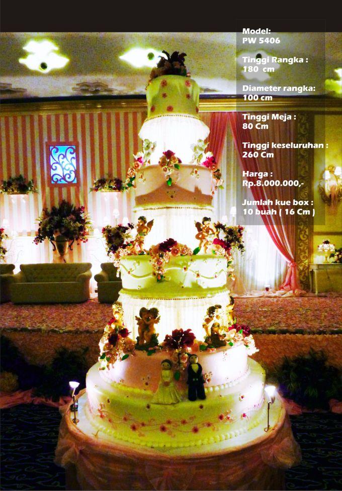 wedding cake 7 tiers by Pelangi Cake - 019