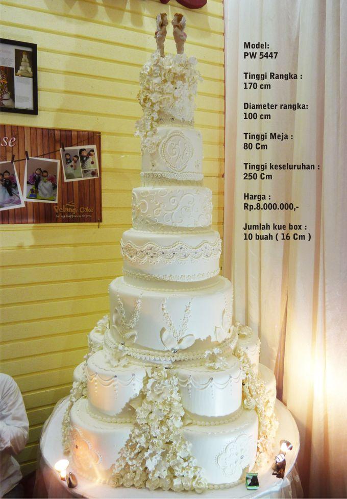 wedding cake 7 tiers by Pelangi Cake - 014