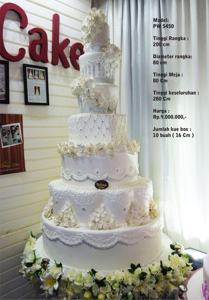 wedding cake 7 tiers by Pelangi Cake - 017