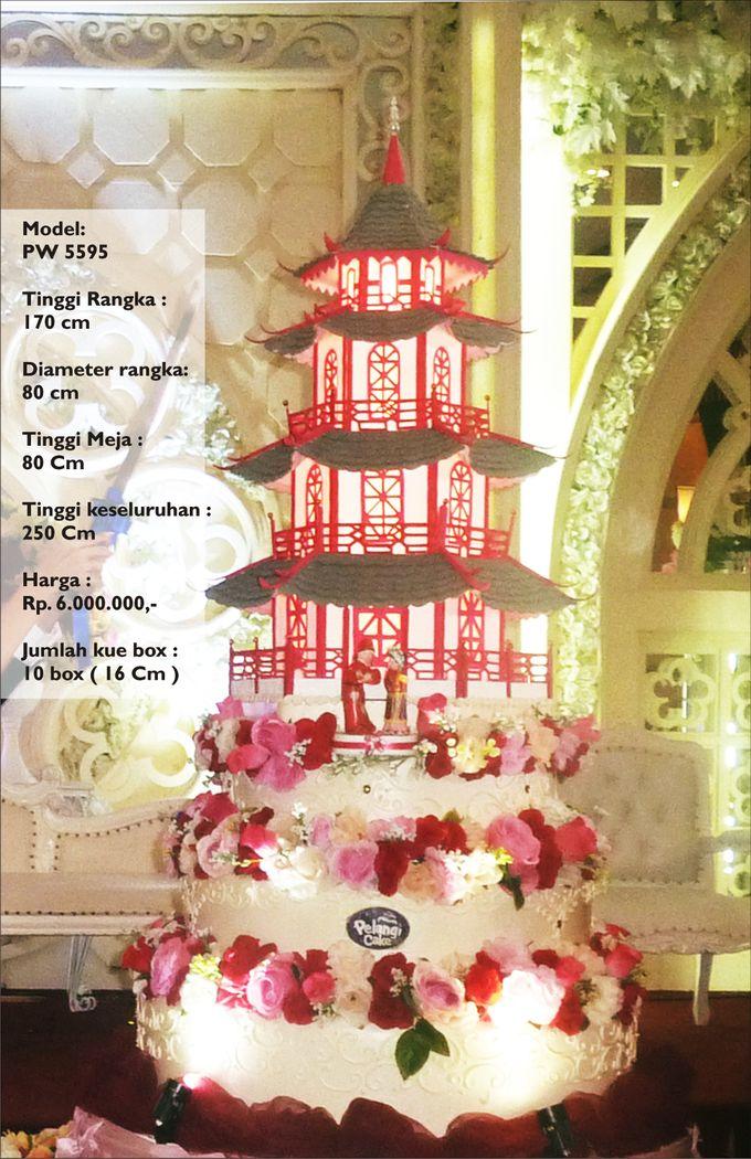 wedding cake 7 tiers by Pelangi Cake - 029