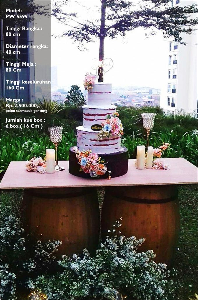 RUSTIC CAKE by Pelangi Cake - 005