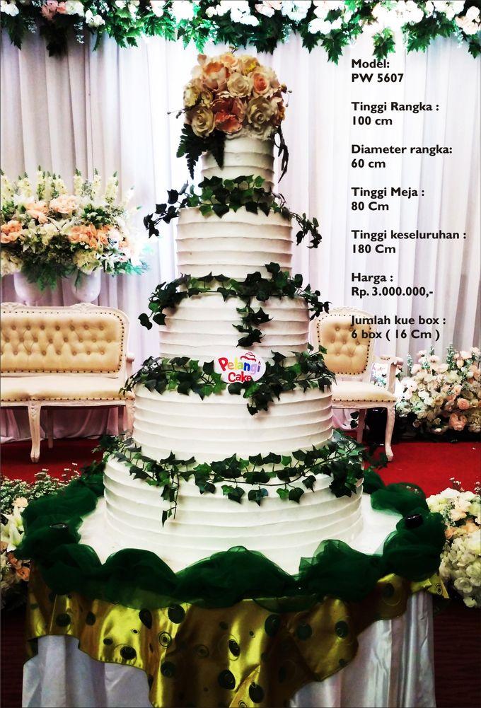 RUSTIC CAKE by Pelangi Cake - 007