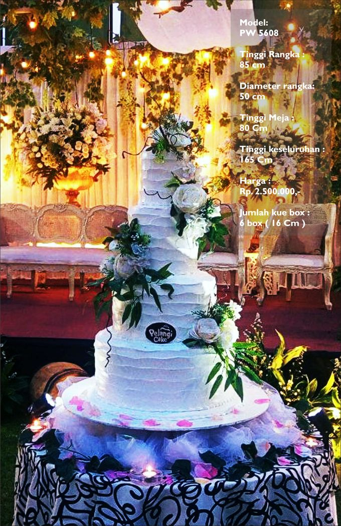 RUSTIC CAKE by Pelangi Cake - 001