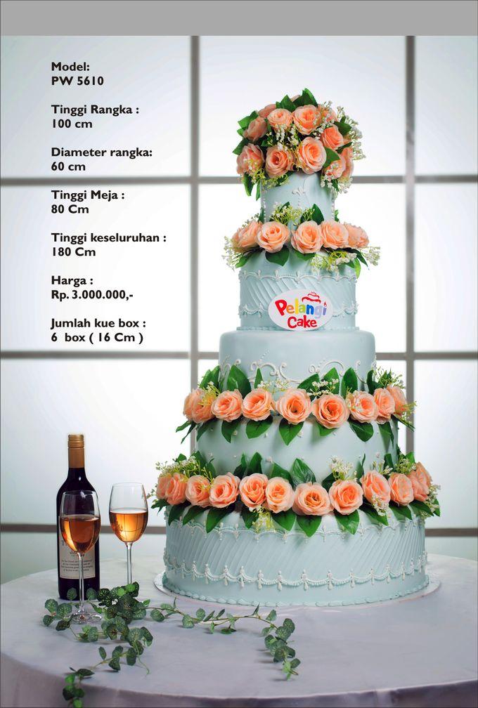RUSTIC CAKE by Pelangi Cake - 002