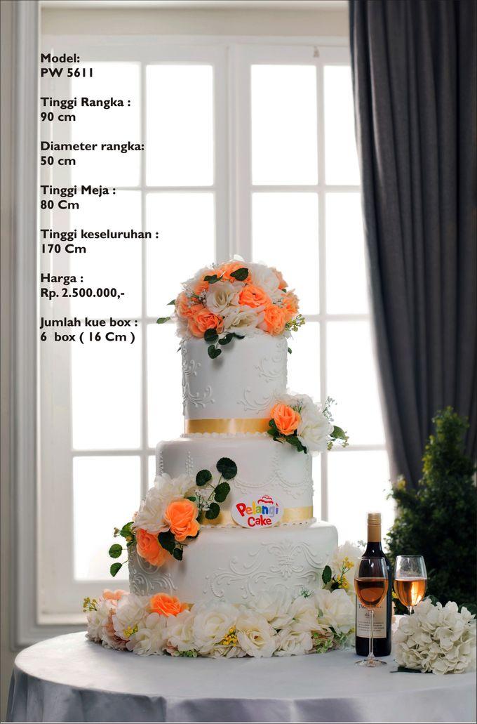 RUSTIC CAKE by Pelangi Cake - 003