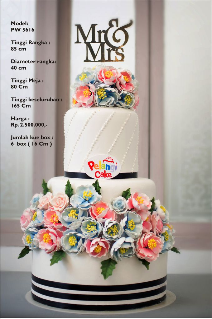 new model by Pelangi Cake - 003