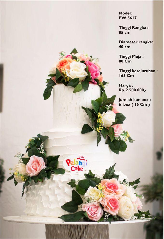 RUSTIC CAKE by Pelangi Cake - 008
