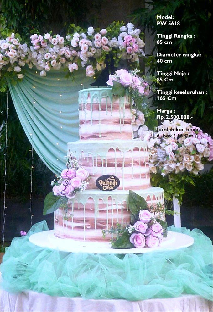 new model by Pelangi Cake - 005