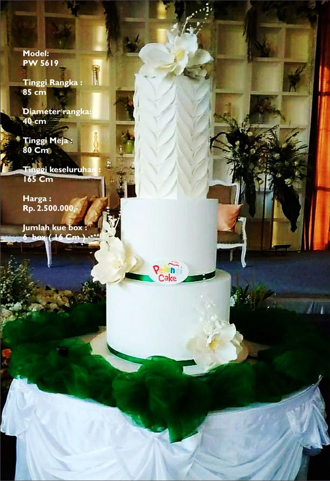 new model by Pelangi Cake - 006