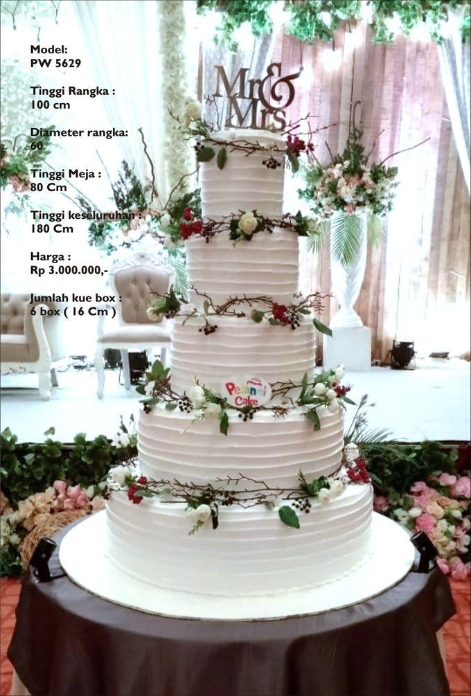 new model by Pelangi Cake - 016
