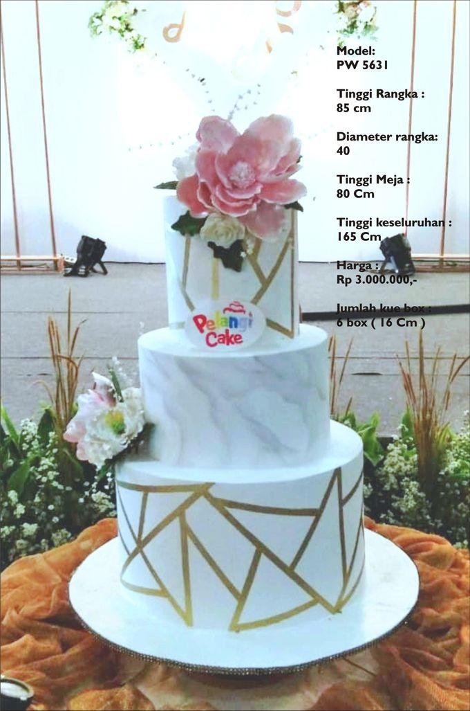 new model by Pelangi Cake - 001
