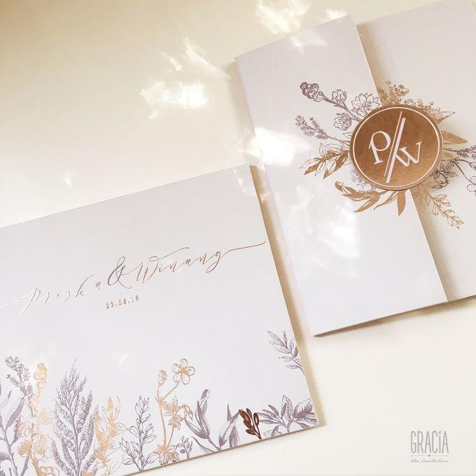 Priska & Winang by Gracia The Invitation - 003