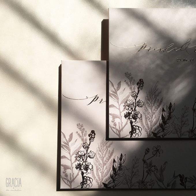 Priska & Winang by Gracia The Invitation - 002