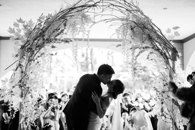 Paolo & Anamae Wedding by Ivy Tuason Photography - 030