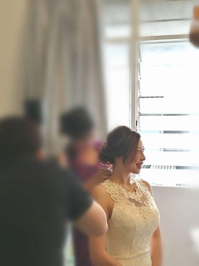Wedding Day Bride Makeup Service by Elizabeth Lee Makeup Artist - 037