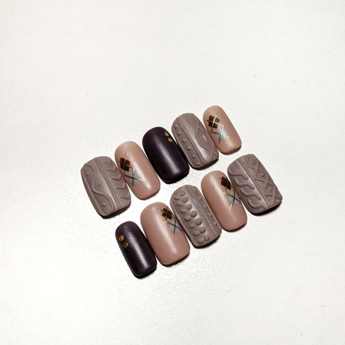 OTHER WORKS by PONINONI NAILS - 032