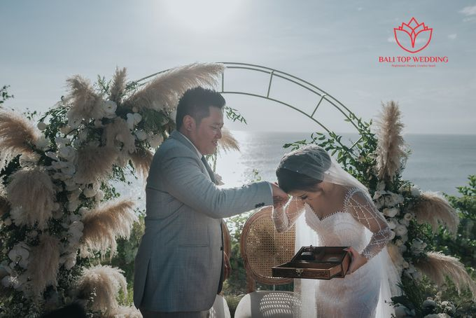 The Happiest Man by Bali Top Wedding - 014