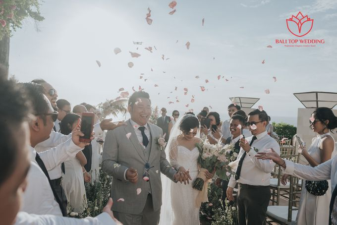 The Happiest Man by Bali Top Wedding - 001