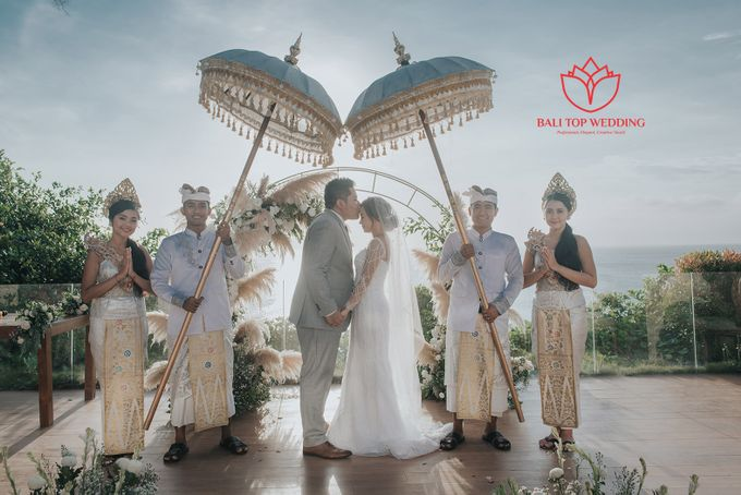 The Happiest Man by Bali Top Wedding - 009