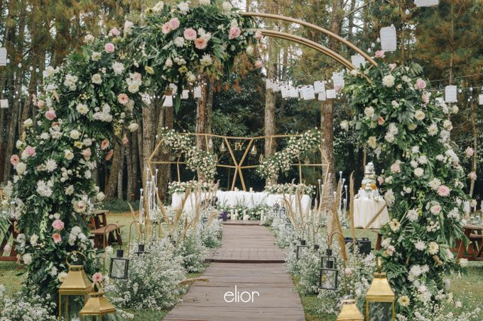 The Wedding of Peter and Yenni by Elior Design - 047