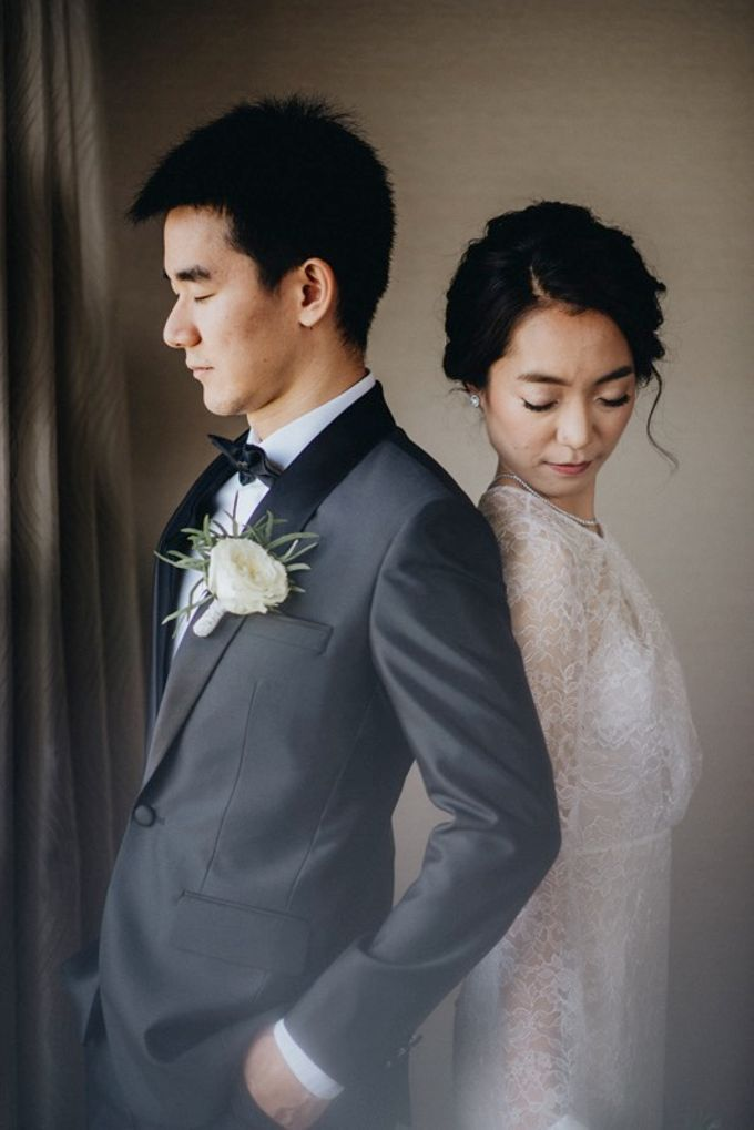 Peter & Yoona by Fairmont Jakarta - 005