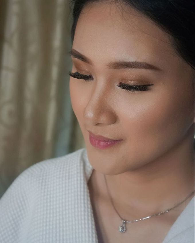 Glowing Makeup For Bridesmaids by MakeupbyDeviafebriani - 010