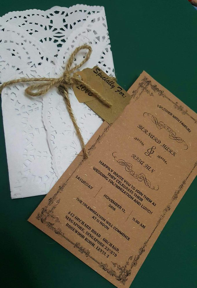 Invitation Cards by EPeak Event Solutions - 004
