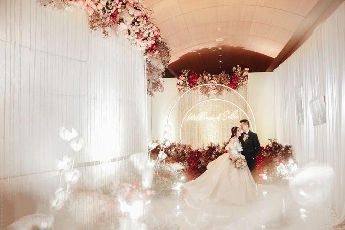 William & Selvi Wedding at Hilton Hotel by PRIDE Organizer - 035