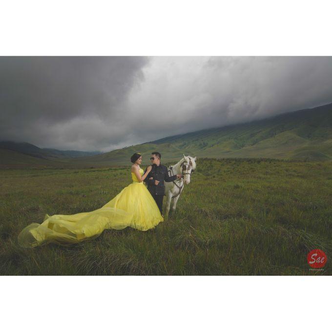 Prewedding Bromo by SAE Photoworks - 006