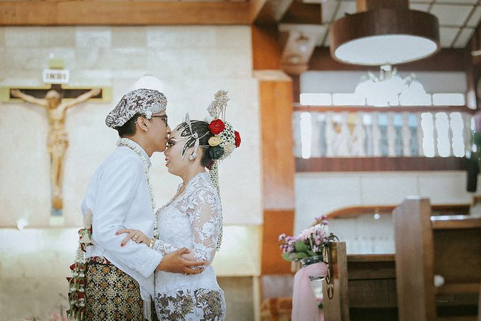 Wedding Putri & Didit by Gracio Photography - 008