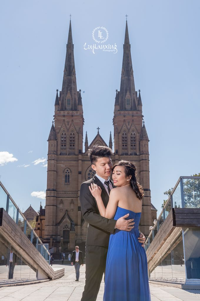 Australia Pre Wedding by Lavio Photography & Cinematography - 010