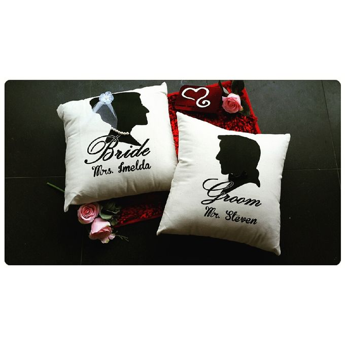 Wedding Pillow by Sweetlovecollection - 015