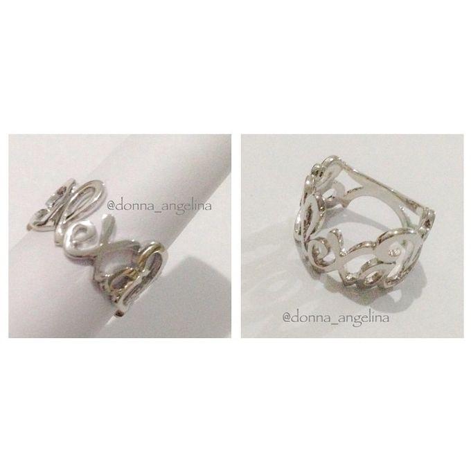 Name & Initial by DA Jewelry - 022