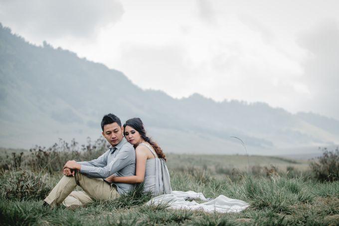Oen Michael & Agnes Prewedding by van photoworks - 002