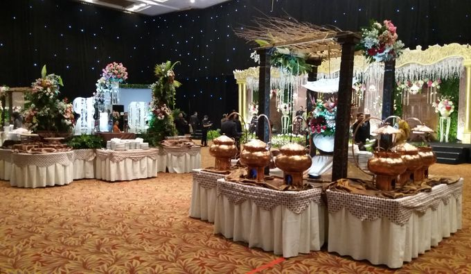 Catering Decoration by Alfabet Catering - 004