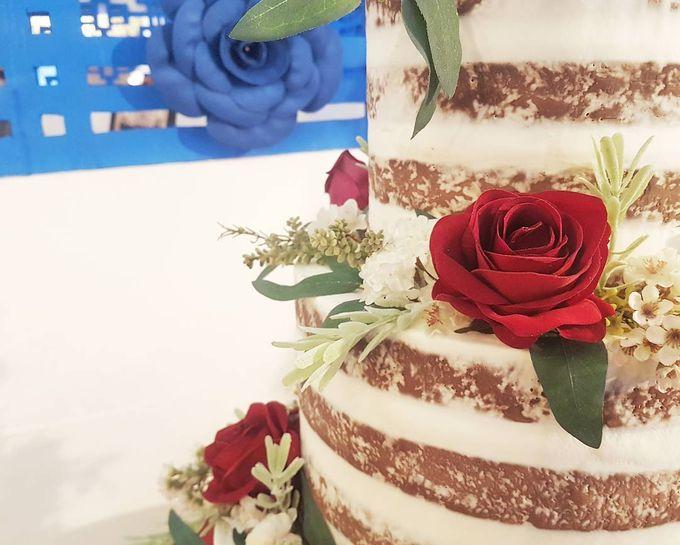 Naked Cake by Amor Cake - 008