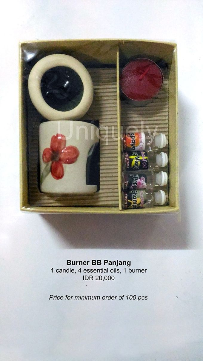 Aromatherapy Burners by Uniquely Souvenirs - 008