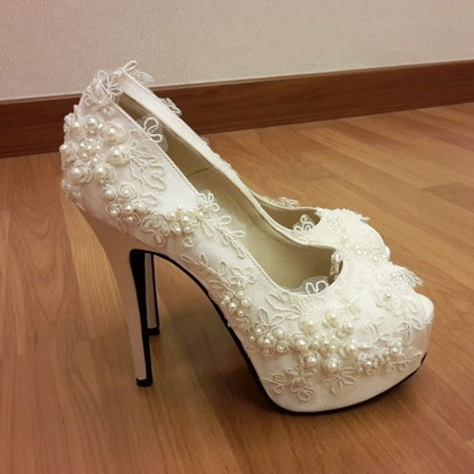 Shoes For Wedding by Moments Shoe - 004