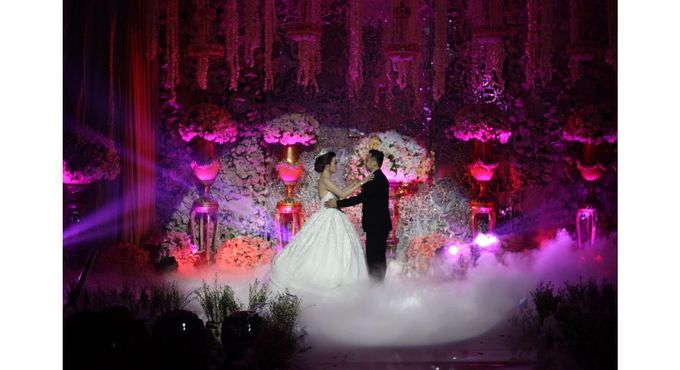 The Wedding Of Charles & Rini by Vibonacci Event Crafter - 002