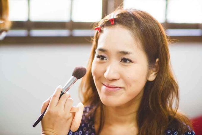 Japanesean Actual Day Happiness by Angel Chua Lay Keng Makeup and Hair - 003